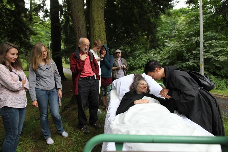 """Arsem """"The Cure"""" Poland photo by Marcin Polak"""